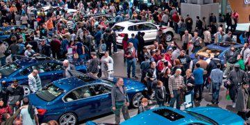 Más de un millón de visitantes es el número que maneja, actualmente, el New York International Auto Show. Cuatro niveles de exhibición y más de 1,000 modelos diferentes llenan las expectativas del público más exigente cada año.